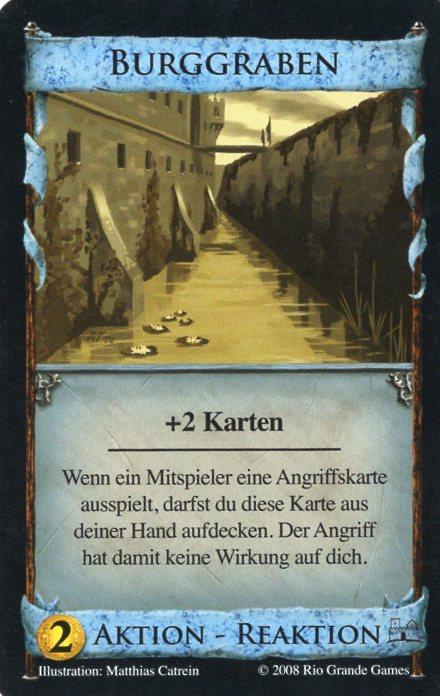 Dominion Basisspiel 2. Edition Burggraben